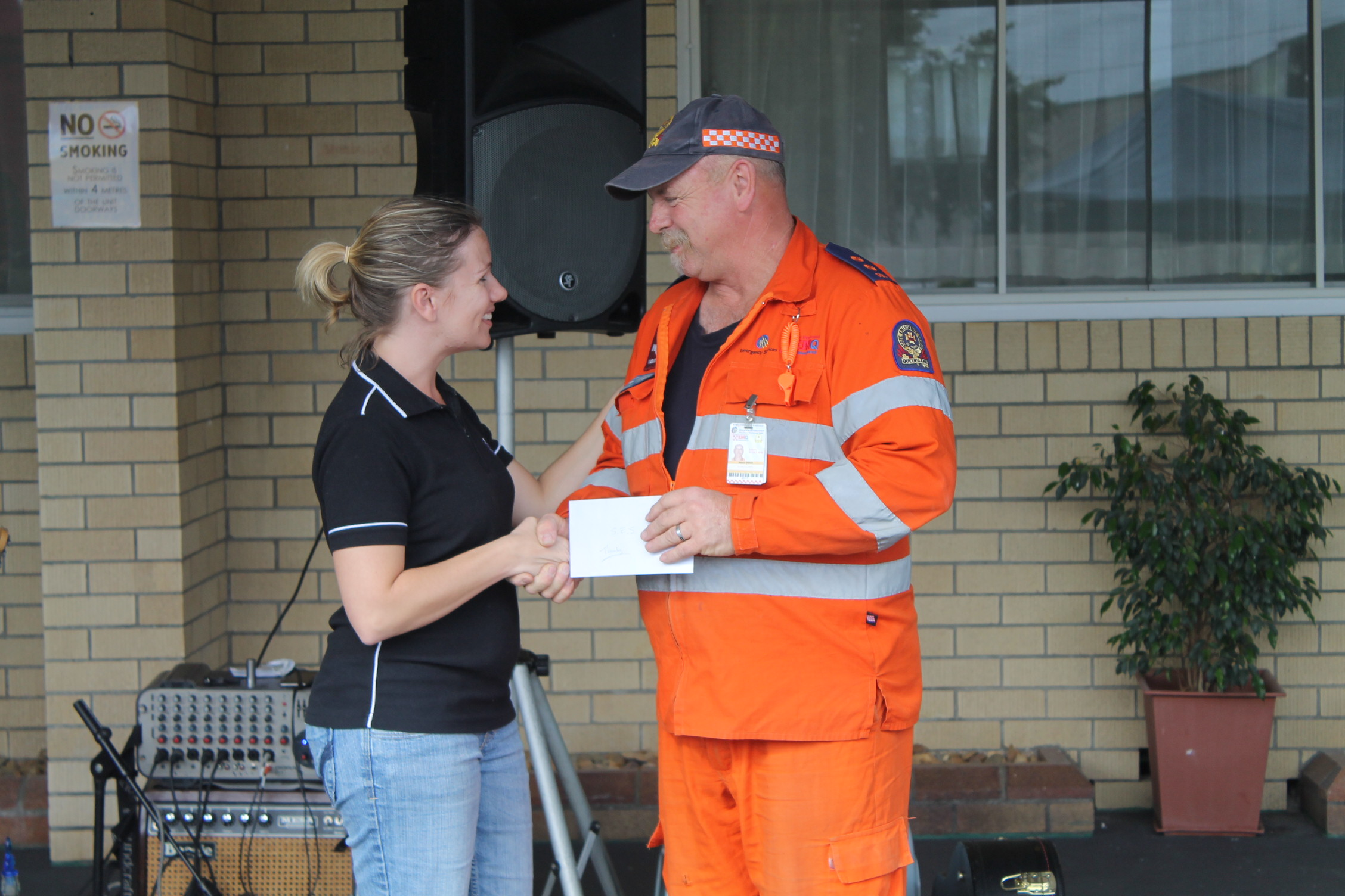 SES Fundraiser Stanthorpe